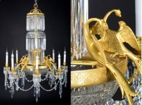 THE MOST EXQUISITE ANTIQUE LIGHTING